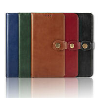 Luxury Wallet Leather Flip Case Cover For Motorola Moto G8 Power G7 Play G8 Play