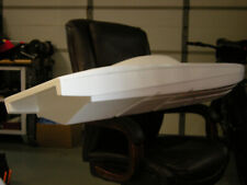 """Central Rc Marine 70"""" Crc Sv43 Outerlimits boat hull fiberglass"""