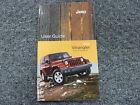 2012 Jeep Wranlger SUV Owner Manual Sport Sahara Rubicon Unlimited RHD 3.6L V6