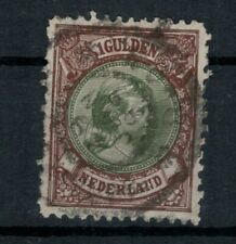 Netherlands Scott 52 in Used Condition (CV ~ $20)