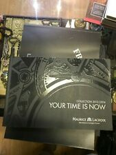 catalog for watches Maurice Lacroix 2013-2014