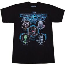 Guardians Of The Galaxy In Concert T-Shirt New
