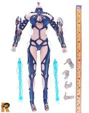 Tricity Goddess of Lightning - Full Body Set - 1/6 Scale - Phicen Action Figures