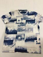 HOLLISTER  T-Shirt Crew Neck Short Sleeve Tee (large) Beach Surfing  Fast Ship