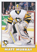 20/21 OPC...MATT MURRAY...RETRO PARALLEL..# 109..PENGUINS..FREE COMBINED SHIP