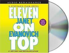 Stephanie Plum Novels: Eleven on Top 11 by Janet Evanovich  3 CD  Abridged