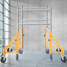 Vevor Scaffold Outrigger Outrigger Set 18x18 4 Pcs With Locking Pin And Wheels