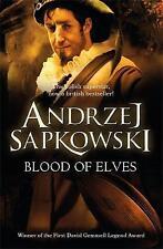Blood of Elves, Andrzej Sapkowski, New