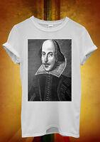 Hamlet William Shakespeare Novelty Men Women Unisex T Shirt Tank Top Vest 27