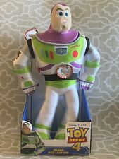 Disney Pixar Just Play Toy Story 4 Plush Talking Buzz Lightyear