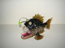 "Chap Mei Animal Planet Deep Sea Angler Lantern Fish Monster Fishing Figure 10"""