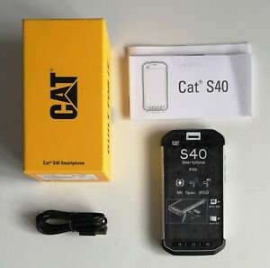 CAT S40 Dual SIM Rugged Smartphone (Unlocked) 16GB.
