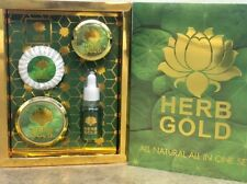 Care Set Lotus Herb gold Luck Inside Skin Seed Extract Herbs acne,freckles.