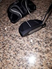 "Benross Tribe MDA1 R/H Putter 34"" + Matching Head Cover Brand New"