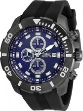 INVICTA Pro Diver Chronograph Quartz Blue Dial Men's Watch 30738