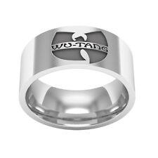 Wu Tang Silver Ring ,Wu Tang Jewelry, Wu Tang Music Ring