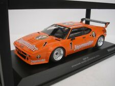 Minichamps 155822901 BMW M1 Auto Maass BMW Kurt Konig 1982 Scale 1 18