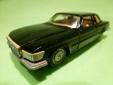 KK SAKURA JAPAN MERCEDES BENZ 280 500 SLC - BLACK 1:43 - EXCELLENT CONDITION