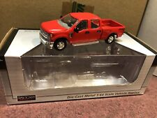 Speccast 1:64 2017 Ford F-350  pickup  Red