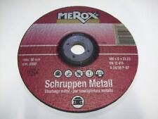 Schruppscheiben Ø180x6x22,23 mm für Flex MEROX Metall