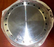 Stainless Steel 8-Inch CF Rotatable Blank Flange w/ 20 Thru-Holes