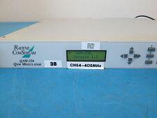 Radyne ComStream QAM-256 QAM Modulator Version 1.1