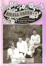 SMALL FACES - THE DARLINGS OF WAPPING WHARF LAUNDERETTE  MAGAZINE NUMBER 11  MOD