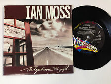 Ian Moss Telophone Booth, Ec Picture Cover Record
