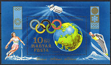 HUNGARY MAGYAR 1972 20th Olympic Games - Munich Souvenir Sheet MNH-FREE SHIPPING