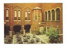 DETROIT MI Art Institute Kresge Court Yard Postcard