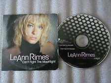 CD-LEANN RIMES_CAN'T FIGHT THE MOONLIGHT_LATINO_D.WARREN-(CD SINGLE)-2000 2TRACK