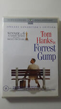 Forrest Gump - 2 Disc Special Collector's Edition (1994) Tom Hanks R4 DVD
