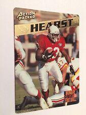 1995 Action Packed Monday Night Football #66 - Garrison Hearst - Arizona Cardina