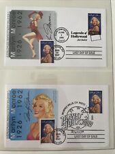 Marilyn Monroe Postage Stamp Arch Mint Unused USA No. K35
