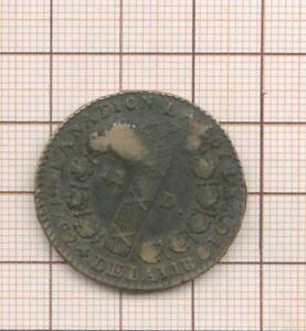 Luis XVI 12 Denarios 1792Q Perpignan