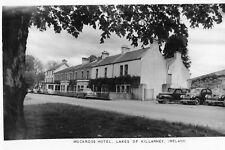 More details for muckross hotel lakes of killarney kerry rp postcard by kennelly kencard series