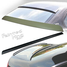 BMW E38 7-series A Type Roof Spoiler Rear Wing & Trunk Lip Spoiler 1995-2001