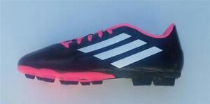 adidas girls boys kids conquisto fg football boot infant junior new b25594
