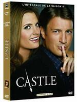 Castle saison 4 - coffret 6 DVD // DVD NEUF