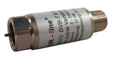 DUR-Line SAT DVB-T Verstärker V 3010 - 10dB  Inline Antennenverstärker