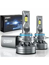 Fahren 9012/HIR2 LED Headlight Bulb 60W 10000 Lumens Super Bright LED