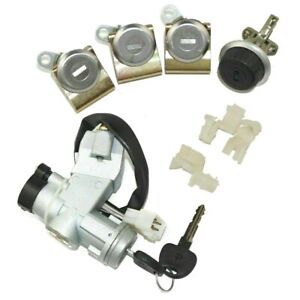 Ignition Switch Steering Door Glove Box Lock Set Suzuki SJ410 SJ413 Samurai Gyps