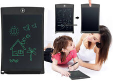 """8.5"""" Electronic Digital LCD Writing Pad Tablet Drawing Graphics Board Notepad"""