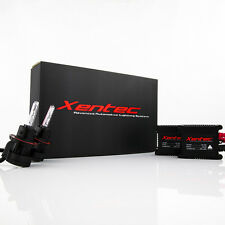 Xentec Slim 55 Watts H13 9008 10000K Bixenon Brilliant Blue HID Xenon Kit