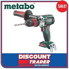 Metabo 18V Li-Ion Brushless Hammer Drill Impuls SB 18 LTX BL Quick SK 602199890