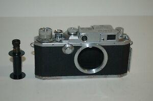 Canon IIS2 /2s2 RARE 1955 Japanese Rangefinder Camera. Service. 219150. UK Sale