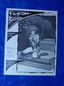$10-7 Day Flesh & Blood Guardians of the Dead 6 Larson Fastner Prints Sealed '90