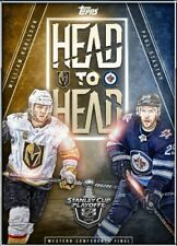 2018 HEAD TO HEAD KARLSSON AND  STASTNY Topps NHL Skate Digital Card