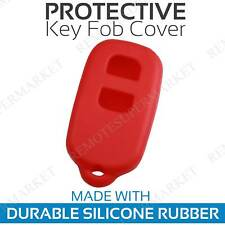 Remote Key Cover Case Shell for 2000 2001 2002 2003 2004 Toyota MR2 Spyder Red