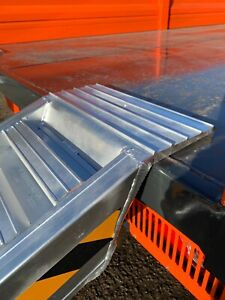 Aluminium Ramps 6 TON Heavy Duty 3m Long Pair, ****Includes VAT and Delivery****